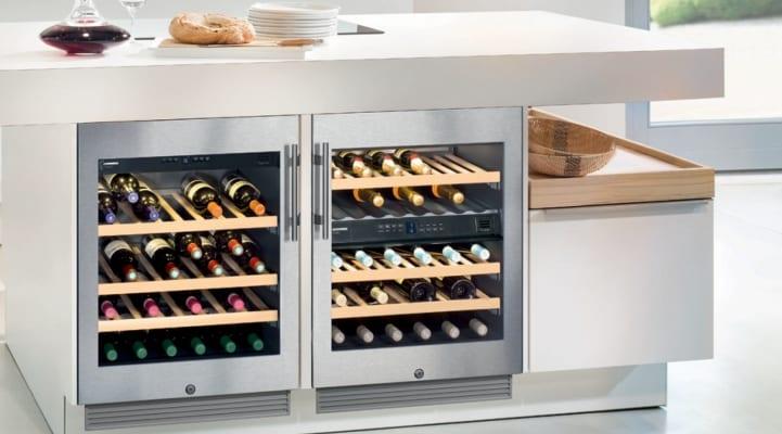 Винные холодильники Liebherr