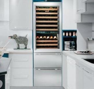 Встраиваемые винные холодильник купить