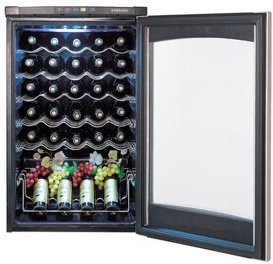 Samsung холодильники для вина