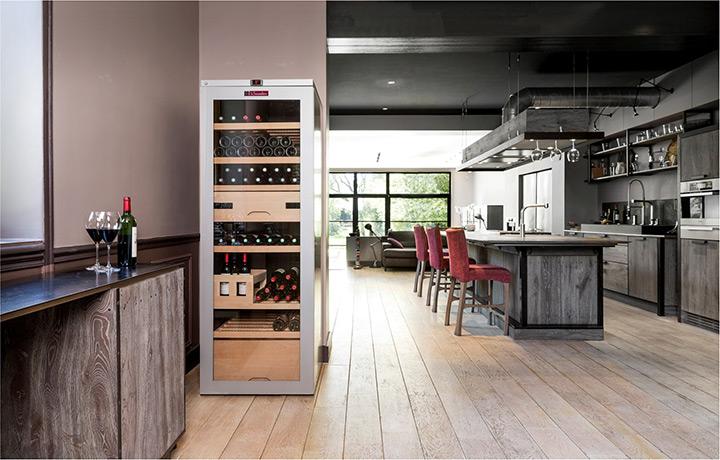 Винный холодильник для квартиры купить