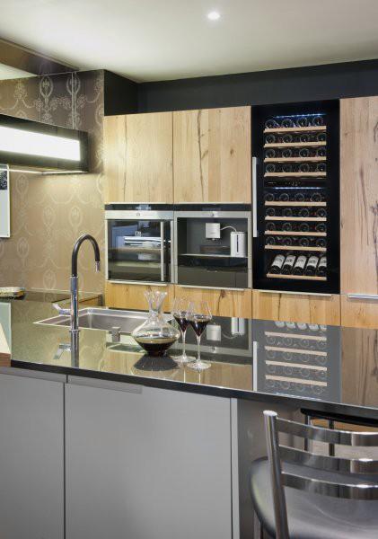 Винный холодильник для кухни купить