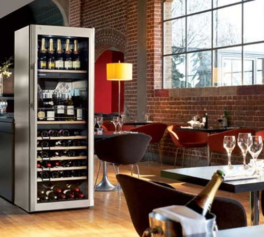 Холодильник для вина liebherr купить