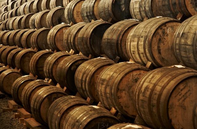 Маштабное хранение вина