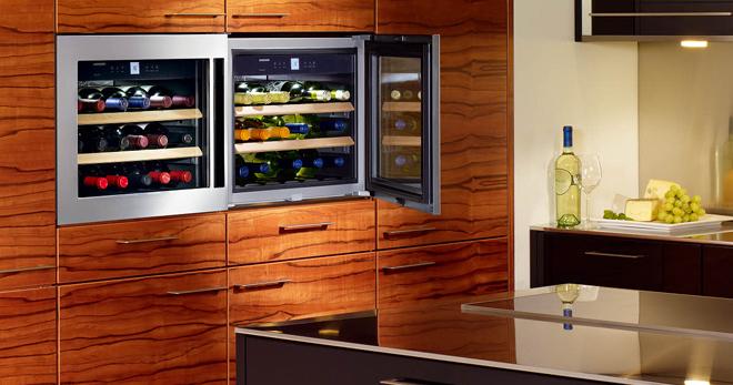 Маленький холодильник для вина купить
